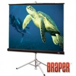 Draper TSDR1717 TRIPOD SCREEN