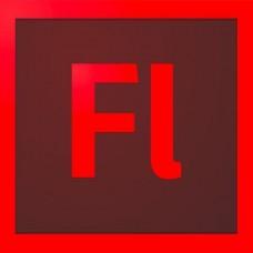 ADOBE Flash Professional Creative Cloud - 1 Year