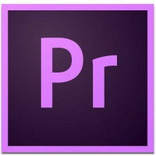 ADOBE Premier Pro Creative Cloud - 1 Year