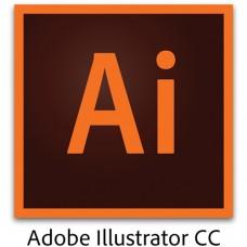 ADOBE Illustrator Creative Cloud 1 Year