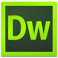 ADOBE Dreamweaver Creative Cloud - 1 Year